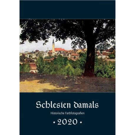 Schlesien damals 2020 Kalender